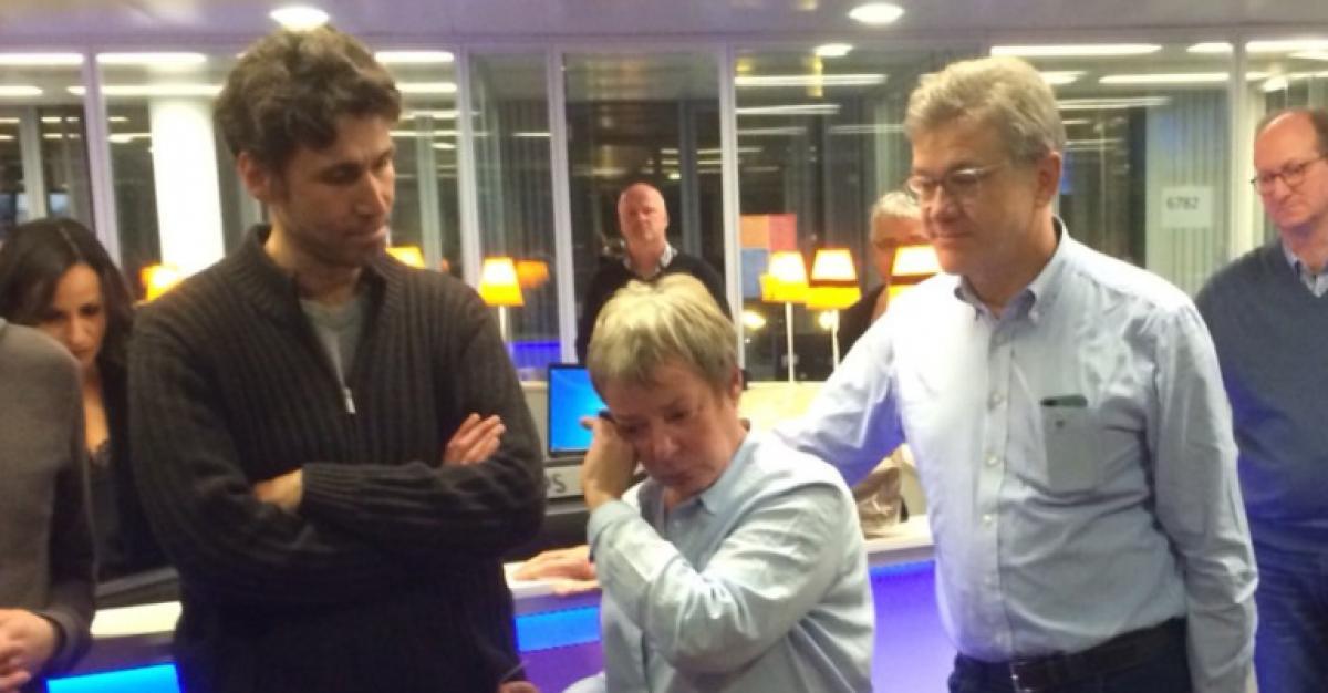 L'émouvant tweet de Christophe Giltay à ses collègues de RTL