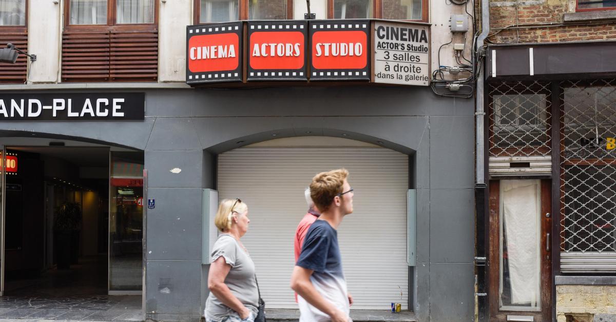Bruxelles : dernière séance pour le cinéma L'Actor's Studio après plus de 30 années d'exploitation (vidéo)