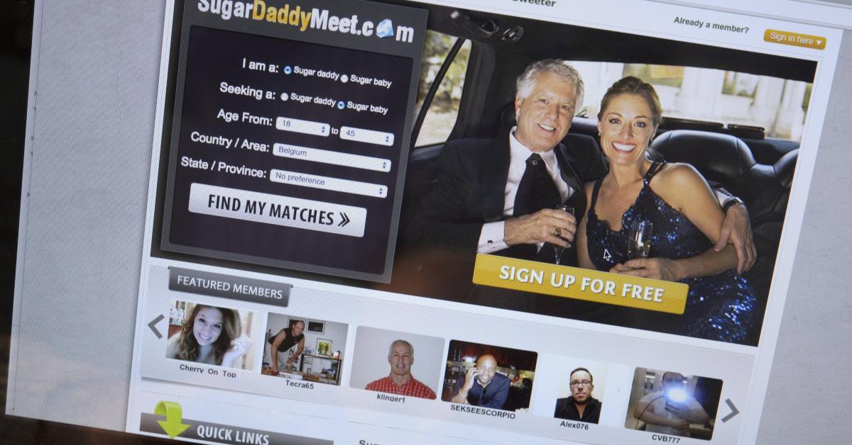 Sugar Daddy site de rencontre en Afrique du Sud