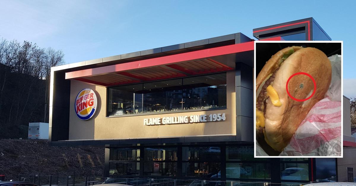 Scandale au nouveau Burger King de Verviers, Aymeric a découvert de la moisissure sur son hamburger: «Ma femme qui allaite notre fils a stressé!»