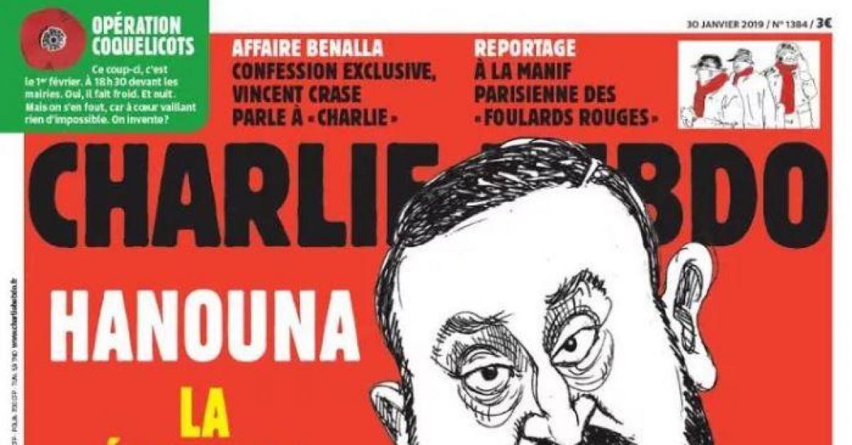 La Une de Charlie Hebdo assimile Cyril Hanouna à la ...