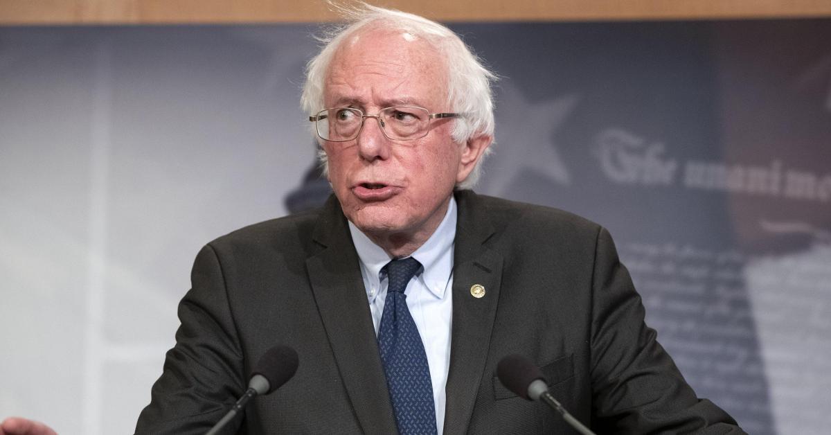 Une vidéo de Bernie Sanders annonce sa candidature à la ...