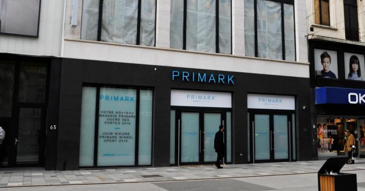 Un nouveau magasin Primark ouvre ce lundi à Bruxelles: il ...