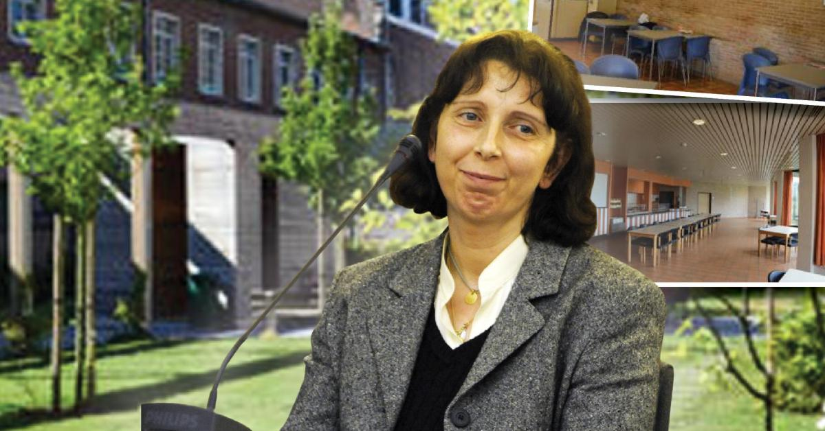 Geneviève Lhermitte va être internée dans le centre psychiatrique Saint-Bernard de Manage: plusieurs résidents s'en sont pourtant déjà évadés!