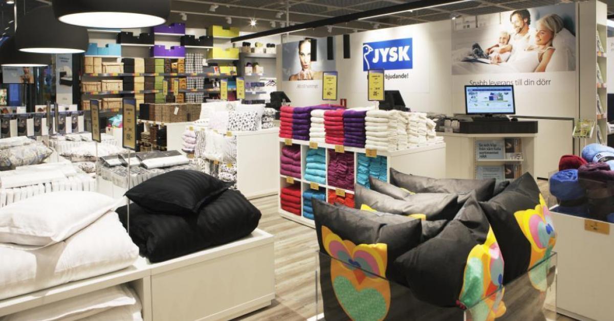 JYSK, le concurrent d'Ikea, va débarquer en province de Liège: la chaîne offre plus de 4.000 produits à bas prix