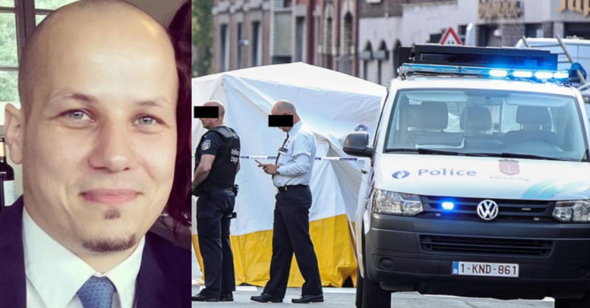 Fusillade à Liège: une cagnotte ouverte pour Maxime Pans, le policier qui est toujours en état critique
