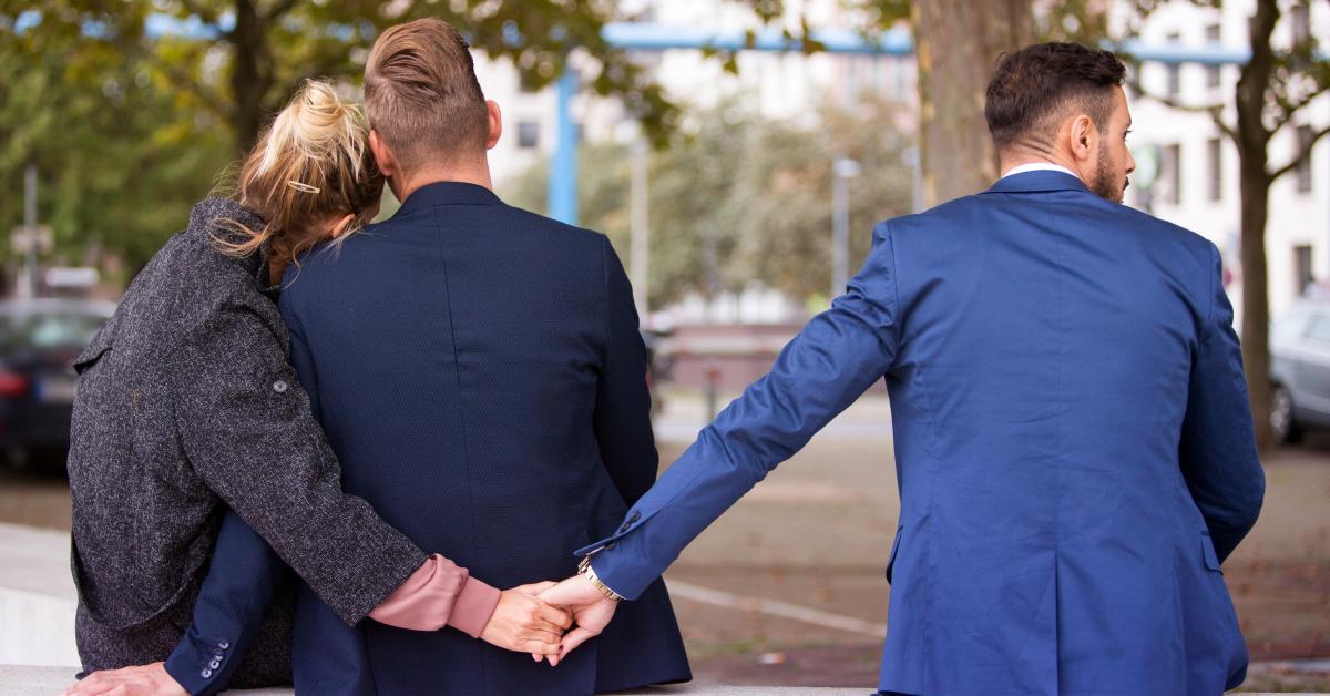 datant divorcé femme homme trompé poly datant Seattle