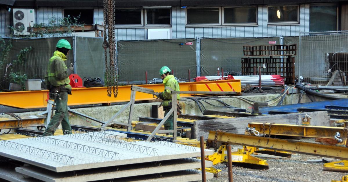 5.000 emplois sont vacants dans le secteur de la construction en Wallonie: voici les 23 métiers qui sont en pénurie dans la province de Liège