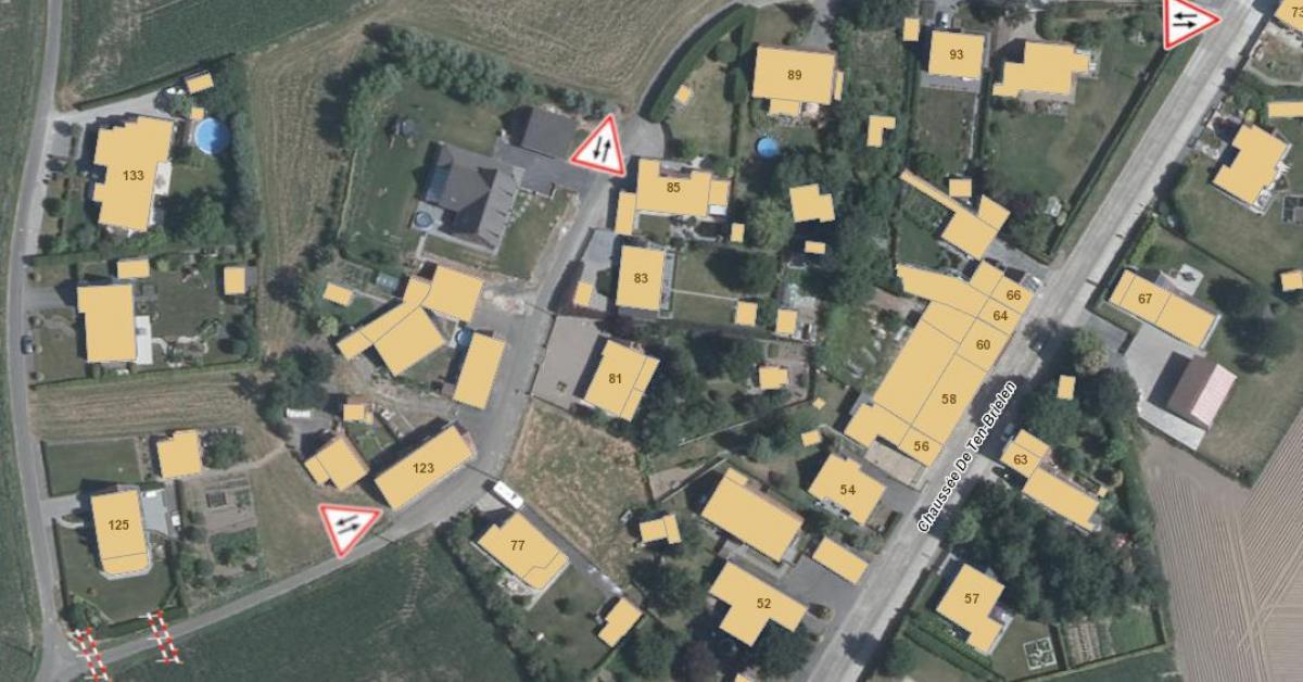 Comines: Modification de circulation au niveau de la rue Beauchamp - Sudinfo.be