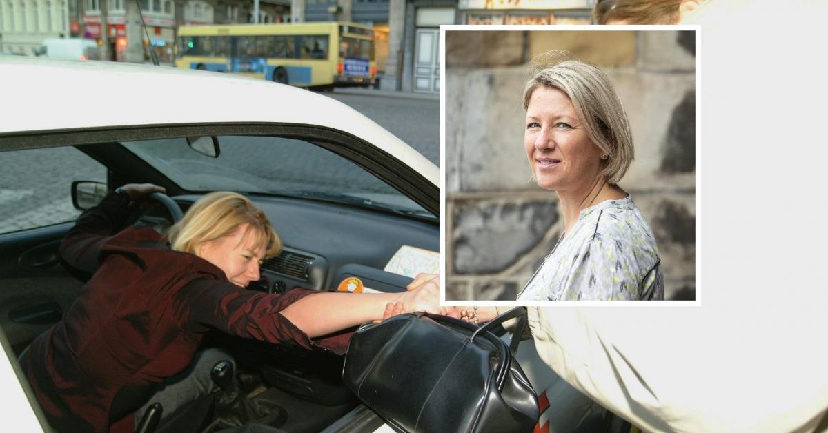 Des malfrats explosent la vitre de la voiture de la bourgmestre de Courcelles à Bruxelles: «Tout est allé très vite, j'ai à peine vu le voleur!» - Sudinfo.be