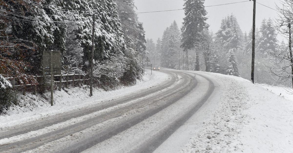 Drame ce jeudi soir en France: la neige a fait sa première victime