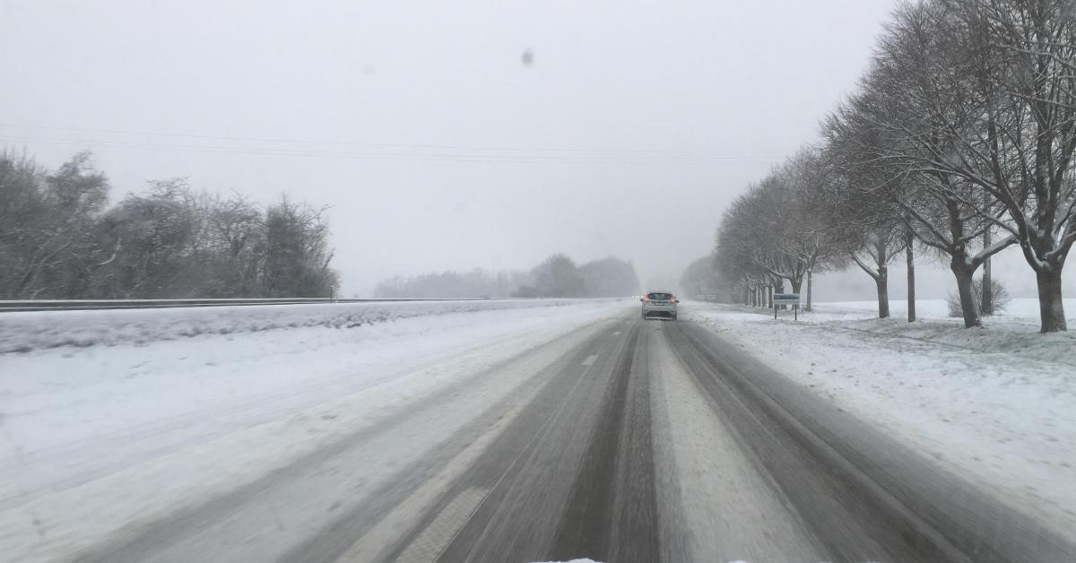 Deux lignes à haute tension se sont effondrées en Ardèche à cause de la neige: 140.000 personnes privées d'électricité
