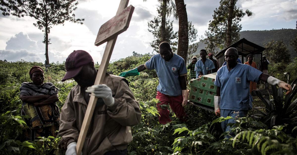 Le virus Ebola reprend du poil de la bête en République démocratique du Congo: 23 nouveaux cas en quatre jours, la situaion est dramatique