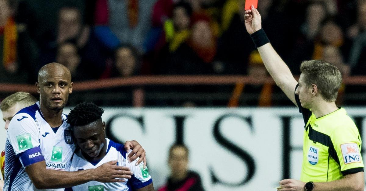 La fougue, l'inexpérience et le manque de physique: Anderlecht est freiné par ses erreurs de jeunesse dans la lutte pour les Playoffs 1