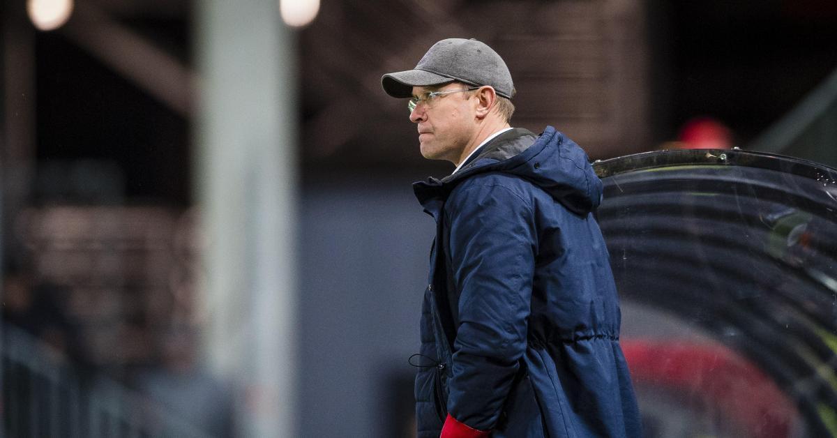 D1A: Waasland-Beveren remercie son entraîneur Arnauld Mercier