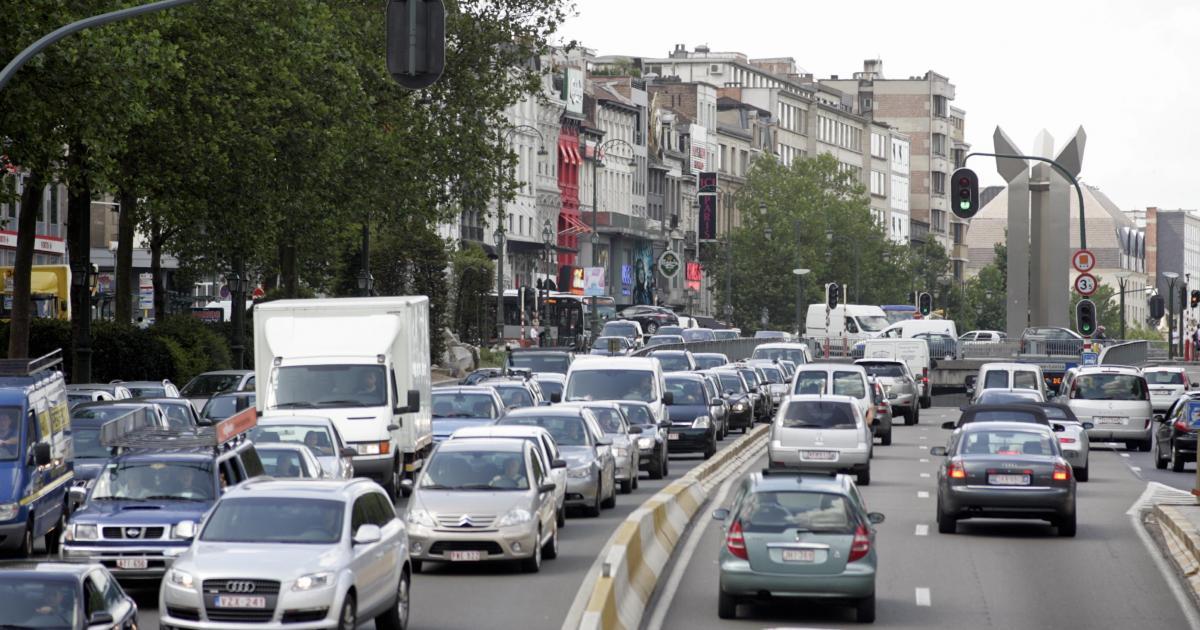 Bruxelles envisage d'introduire une «taxe congestion» pour rouler dans la capitale