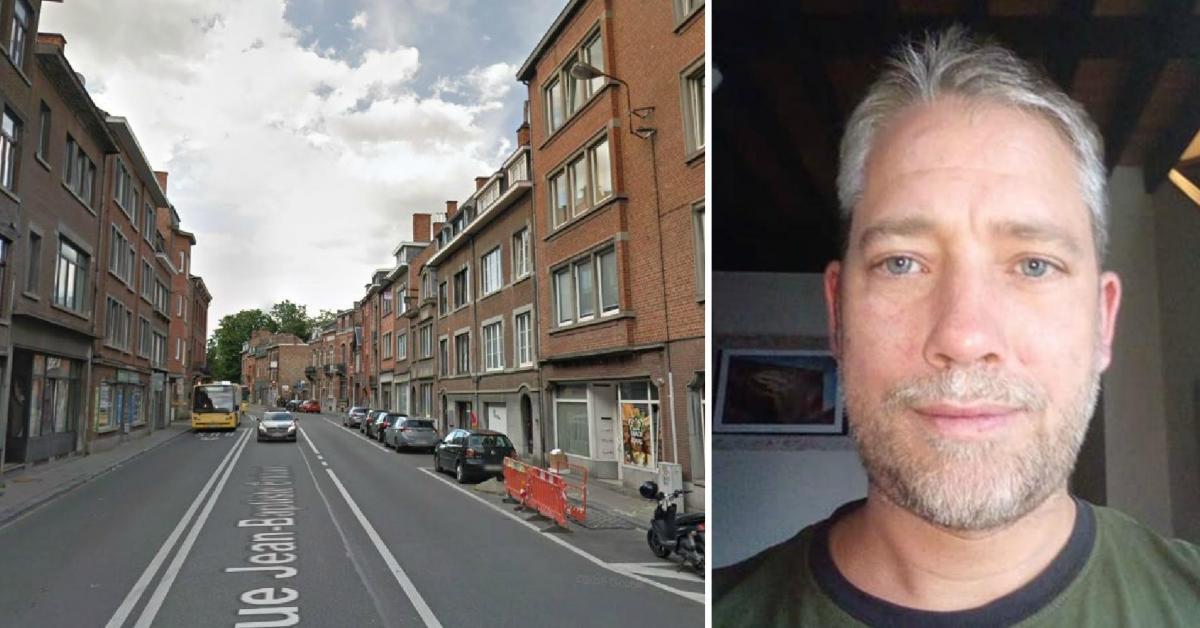 À peine livré, son frigo est volé en pleine rue à Namur: Hugo offre de l'argent à celui qui lui permettra de retrouver les voleurs