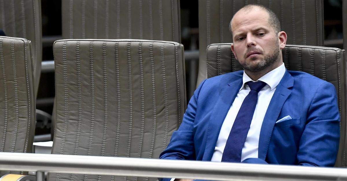 The Rainbow Is Yellow Black In 2024 According To Theo Francken Archynewsy