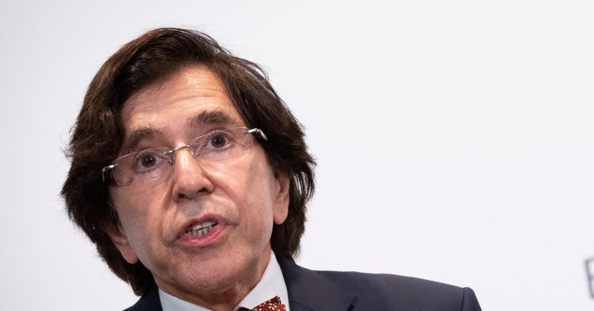 Elio Di Rupo donne de l'espoir avant le Comité de concertation: «C'est une situation intenable, je crois que progressivement, on doit ouvrir!» - Sudinfo.be