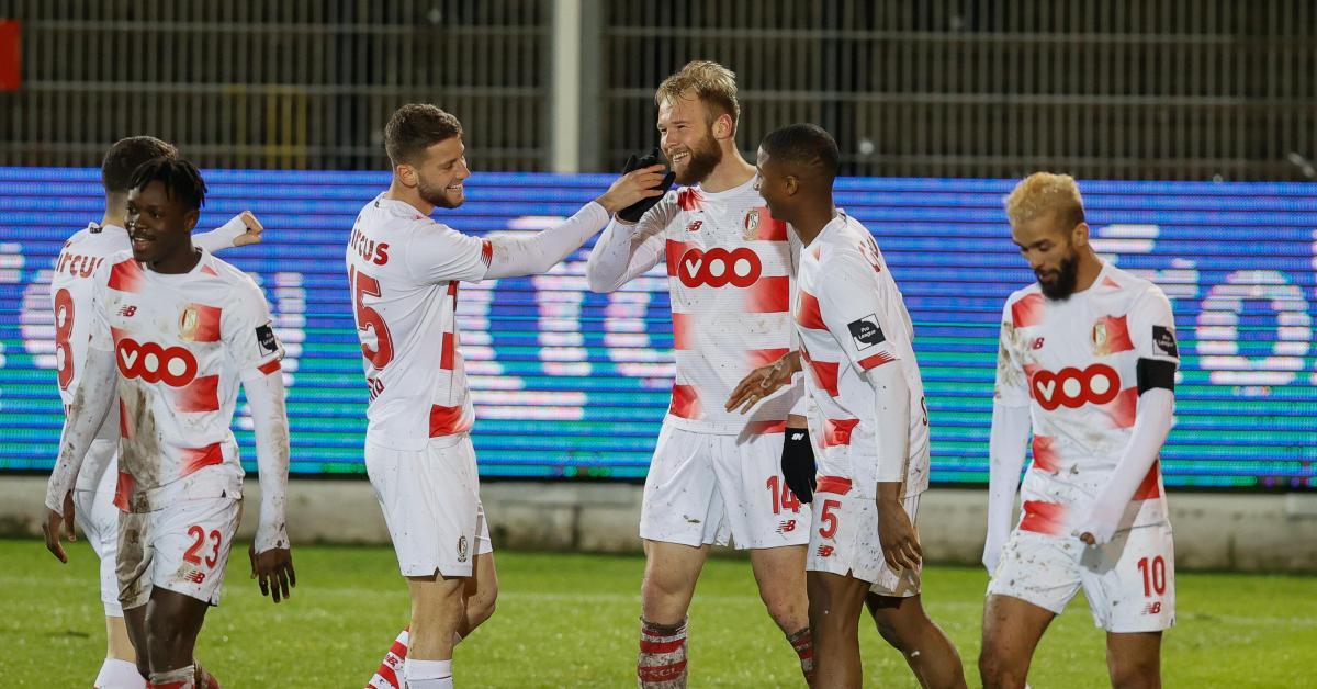 Coupe de Belgique: le Standard fait le break à Seraing, Bodart sort un penalty (direct, 0-2) - Sudinfo.be
