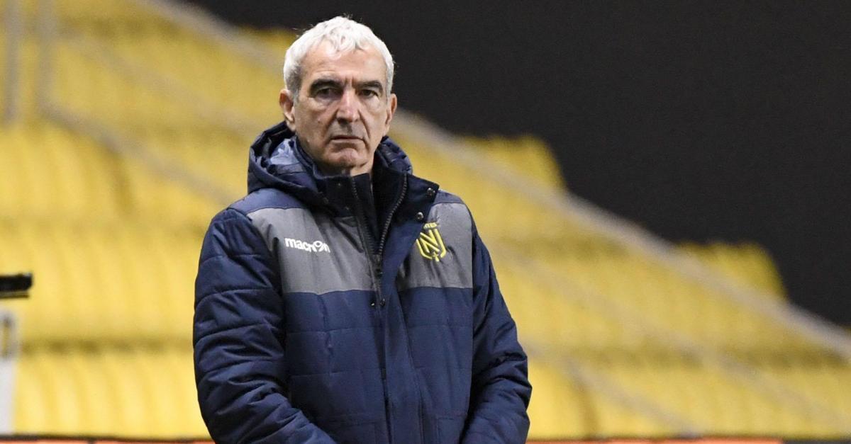 FC Nantes: la terrible réponse de Raymond Domenech à un journaliste en plein direct - Sudinfo.be
