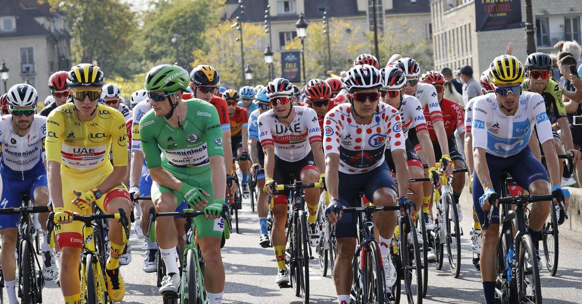 Le Tour de France passe de 22 à 23 équipes: voici les formations qui seront au départ de la Grande Boucle cet été - Sudinfo.be
