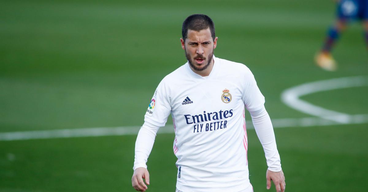 Eden Hazard évoque ses plans de fin de carrière: «J'espère pouvoir jouer encore cinq ou six ans» - Sudinfo.be