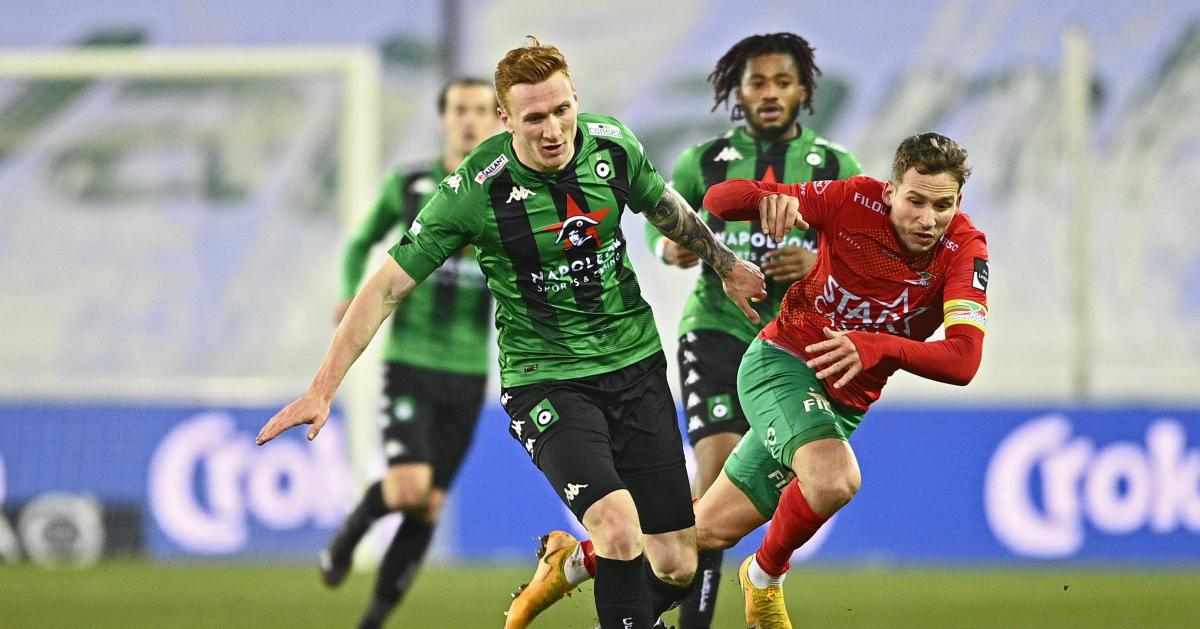 Petite frayeur au Jan Breydel: un début d'incendie s'est déclaré lors du match de Coupe entre le Cercle et Ostende - Sudinfo.be