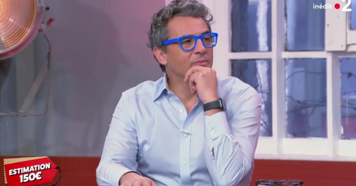 Affaire Conclue: irrité par l'attitude d'un vendeur, Julien Cohen le remet à sa place, «on ne fait pas le même métier» (vidéo) - Sudinfo.be