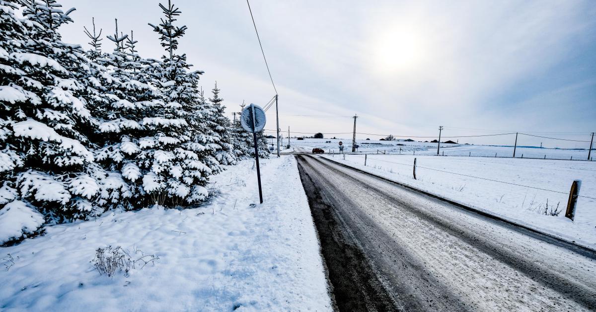 Un ciel partagé entre nuages et éclaircies ce mardi, le sud du pays placé en alerte jaune: plusieurs centimètres de neige attendus en Ardenne - Sudinfo.be