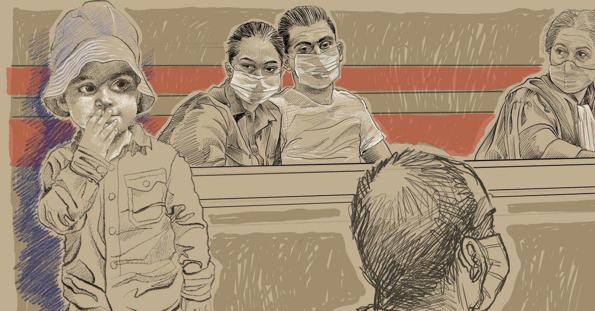 Le jugement dans l'affaire Mawda prononcé ce vendredi, ses parents ont obtenu le séjour permanent en Belgique - Sudinfo.be