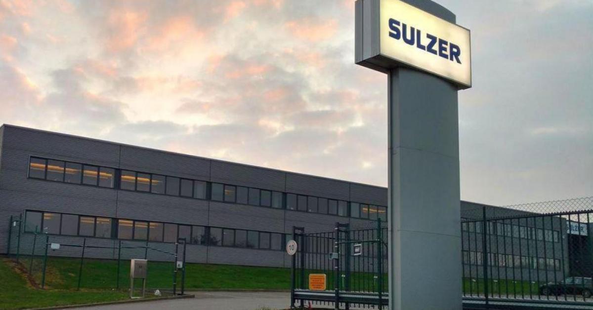 Perte de 155 emplois confirmée chez Sulzer, le plan des syndicats repoussé - Sudinfo.be