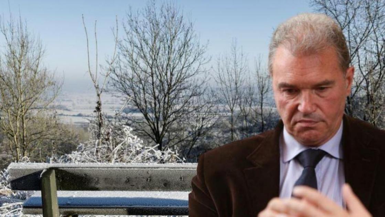 Les températures resteront glaciales ce week-end mais Luc Trullemans annonce «une grande douceur» pour la semaine prochaine, voici ses prévisions! - Sudinfo.be