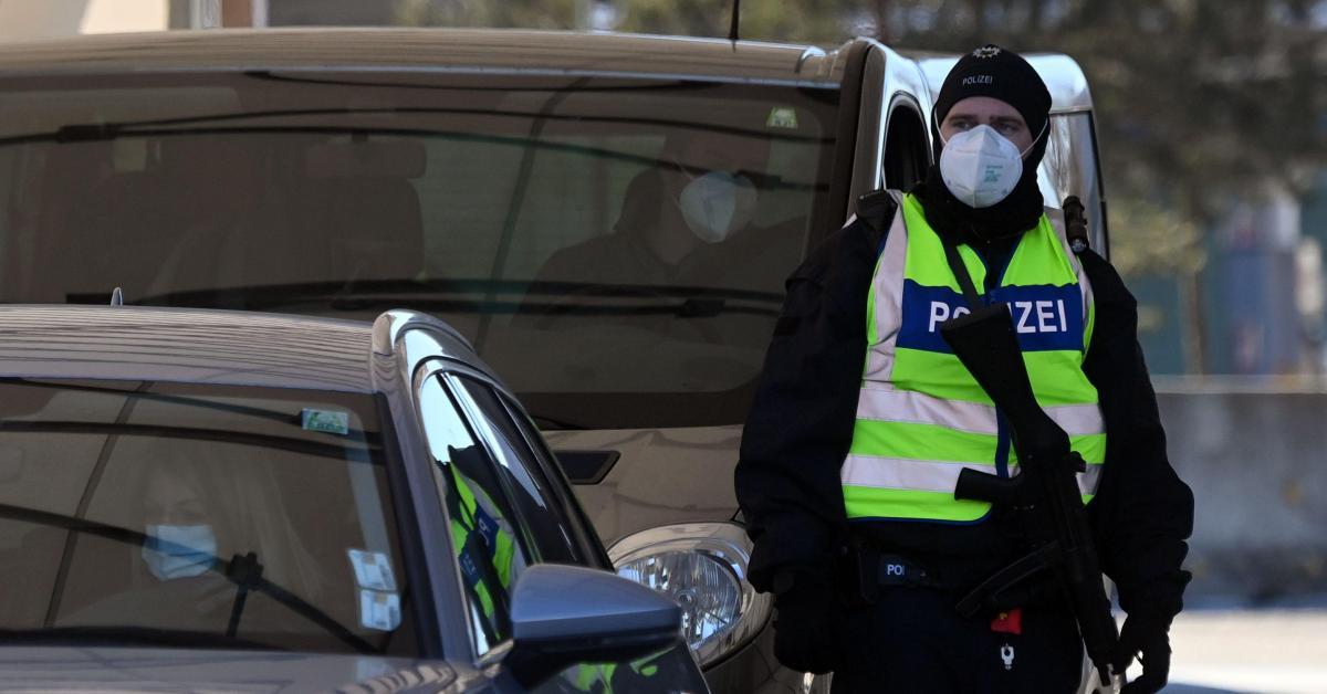 Coronavirus: l'Allemagne ferme des frontières malgré les critiques de l'Union européenne - Sudinfo.be