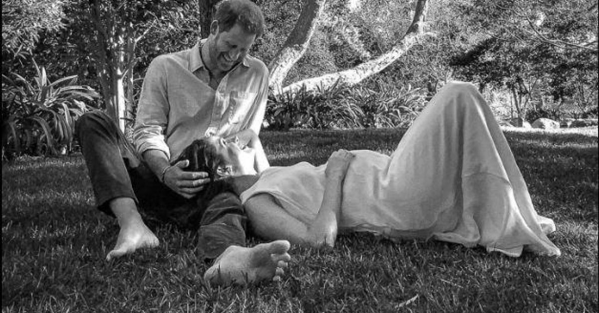 Meghan Markle et le prince Harry attendent leur deuxième enfant: ce petit détail sur le cliché du couple qui fait réagir la toile (photos) - Sudinfo.be