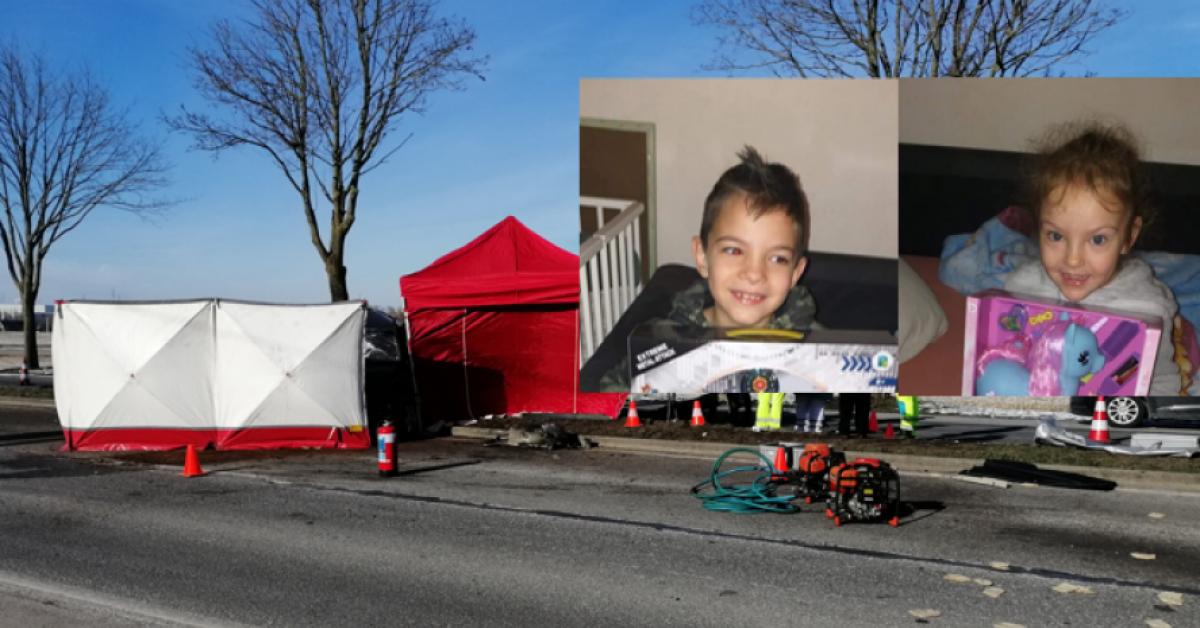 Leyla et Louhan, 4 et 8 ans, perdent la vie après une course-poursuite à Mouscron: aucune information de la juge d'instruction sur l'accident - Sudinfo.be