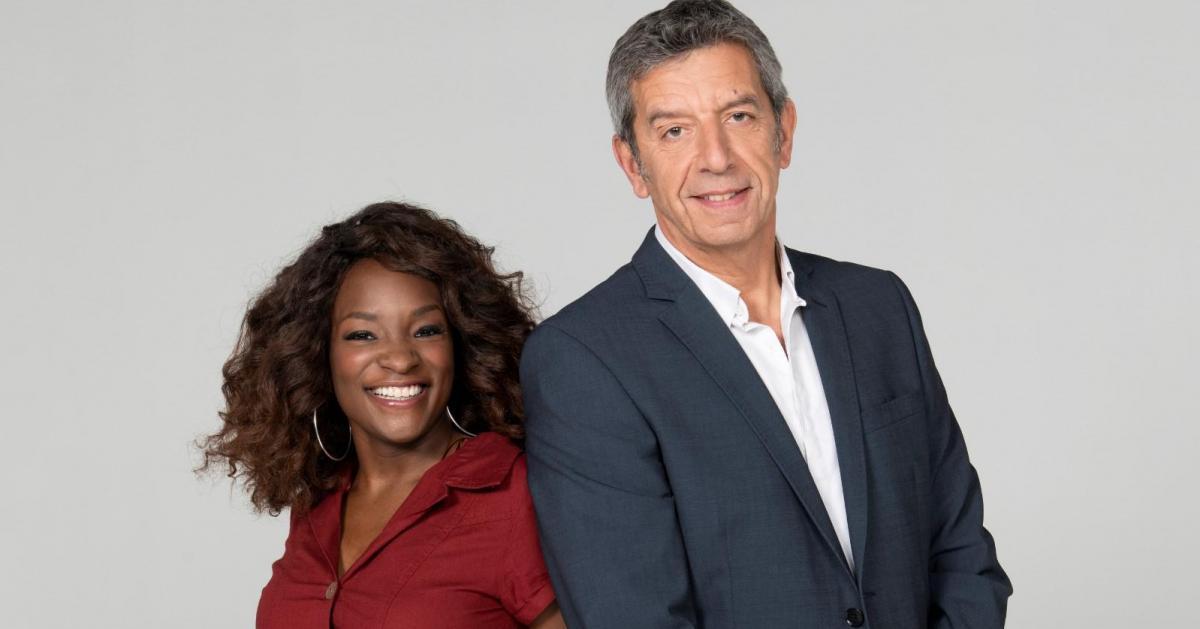 Cécile Djunga, nouvelle comparse de Michel Cymes, nous parle de lui: «Il est très taquin!» - Sudinfo.be