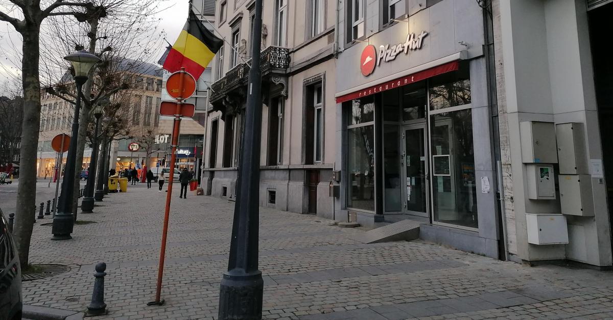 Une page se tourne dans le centre de Liège: «On a donc décidé la semaine dernière de le fermer définitivement» - Sudinfo.be