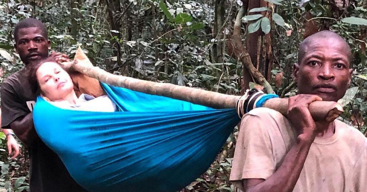 L'actrice Ashley Judd a failli perdre une jambe et surtout la vie au Congo! - Sudinfo.be