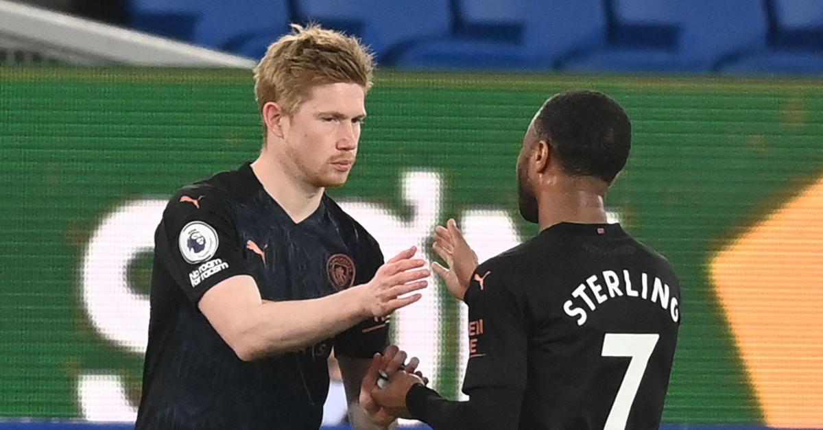 Premier League: De Bruyne est de retour à Manchester City qui a battu Everton (1-3, vidéos) - Sudinfo.be