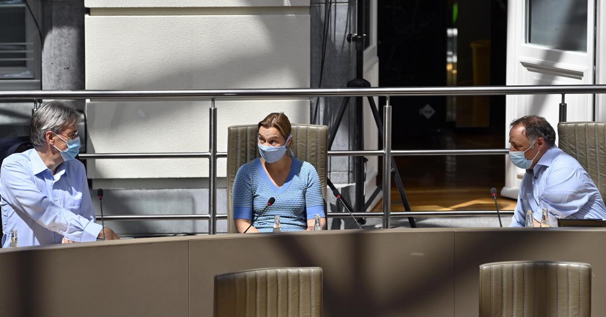 Coronavirus: les experts du GEMS préoccupés par la diminution du respect du télétravail - Sudinfo.be