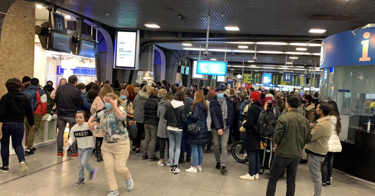 Affluence à la Côte: le bourgmestre d'Ostende demande d'éviter le centre-ville dimanche - Sudinfo.be