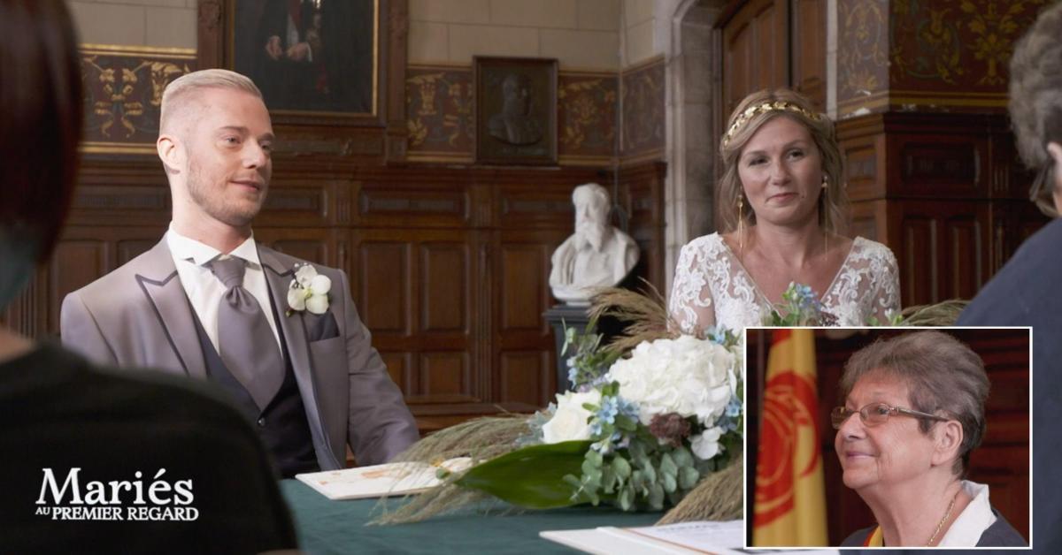 L'échevine Mimie Klenner a célébré l'union de Ludwig et Emilie dans «Mariés au premier regard» à Binche: «J'ai su le jour même que je les mariais» - Sudinfo.be