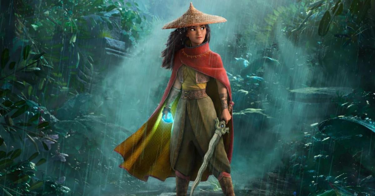«Raya et le dernier dragon» sur Disney+ dès le 5 mars… moyennant supplément! - Sudinfo.be
