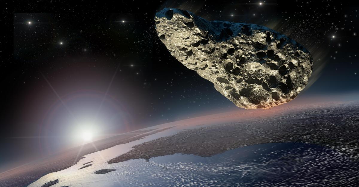 L'astéroïde géant «God of Chaos», qui a la taille de la Tour Eiffel, frôlera la Terre à toute vitesse ce week - Sudinfo.be