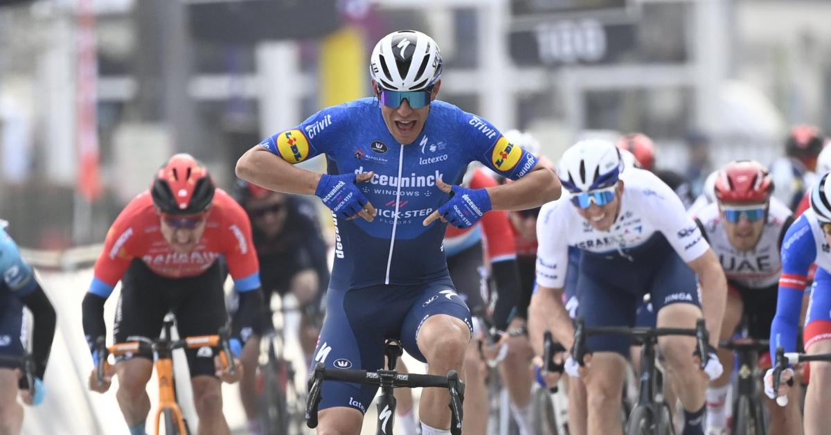 Davide Ballerini remporte le Circuit Het Nieuwsblad au sprint - Sudinfo.be