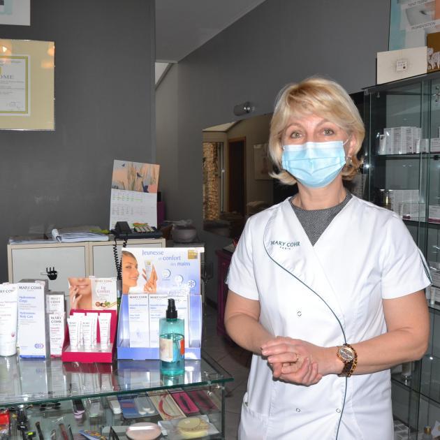 Coronavirus: après des mois très difficiles, Angélique s'apprête à rouvrir son salon d'esthétique à Huy, «ça va être le rush» - Sudinfo.be