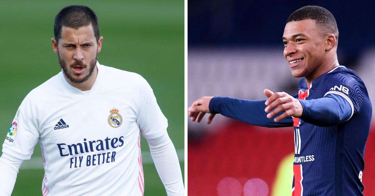 «Cela mettra fin à tout»: la possible arrivée de Kylian Mbappé au Real Madrid pourrait avoir de lourdes conséquences pour Eden Hazard! - Sudinfo.be