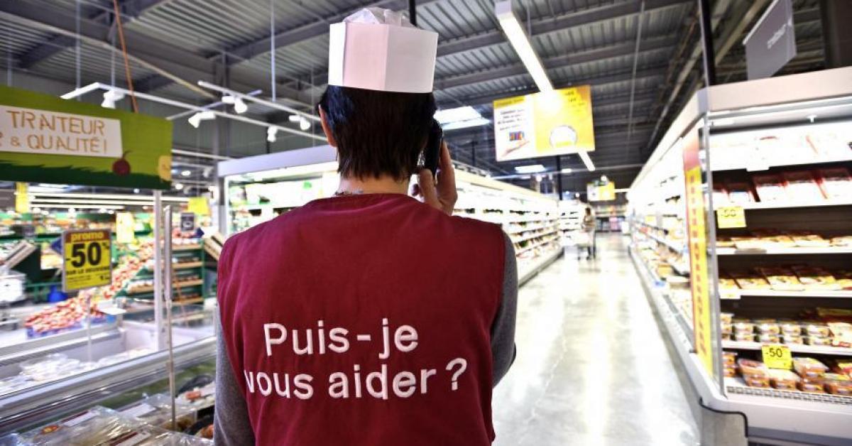 Attention si vous avez fait vos courses chez Carrefour: avertissement! - Sudinfo.be