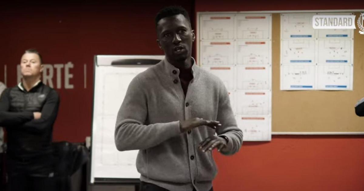 «Je ne vais pas vous féliciter maintenant»: l'incroyable discours de Leye dans le vestiaire après la qualification du Standard en Coupe (vidéo) - Sudinfo.be